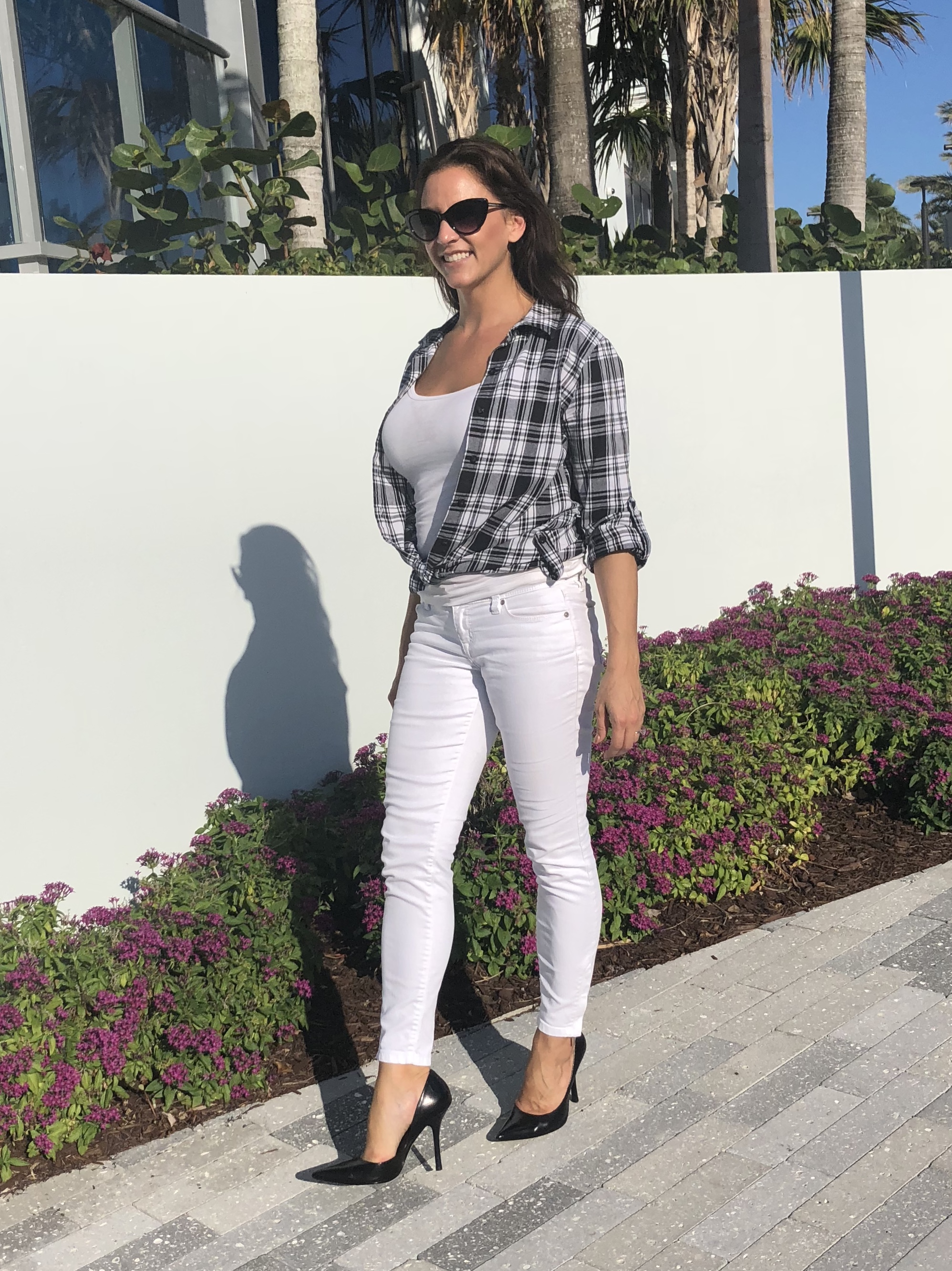 Style Your Plaid Flannel all Year – Walk in My Heels